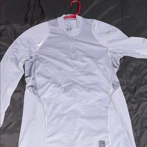 Nike Long Sleeve Zip Up